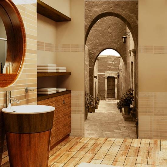 Piękne Tapety Do łazienki Jaką Fototapetę Wybrać Do